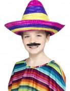 Kinder-Sombrero bunt