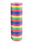 Luftschlangen-Rolle Partydeko bunt 4m