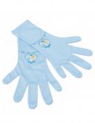 Disney™ Cinderella™ Handschuhe für Mädchen hellblau
