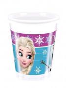 Disney™ Frozen - Die Eiskönigin™ Partybecher Lizenzware 8 Stück bunt 200ml