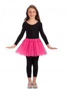 Mädchen Ballettröckchen Tütü rosa