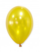 Metallic Luftballons Ballons Party-Deko 50 Stück gold 30cm