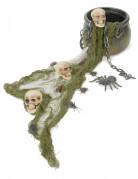 Hexenkessel Deko Set Halloween 12-teilig