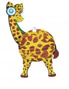Giraffen-Papierlaterne 45 cm