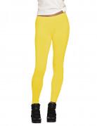 Leggings 70 den für Erwachsene gelb