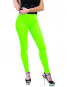 Leggings 70 den neon-grün