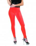 Leggings 70 den neon-orange