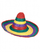 Mexikanischer Sombrero Hut bunt