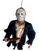 Jason-Hängepuppe Freitag der 13. Lizenzartikel bunt 56x40cm
