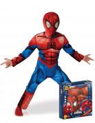 Kostüm Ultimate Spiderman-Kinderkostüm rot-blau-schwarz