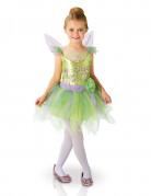 Tinker Bell™ Lizenz-Kinderkostüm grün-pink