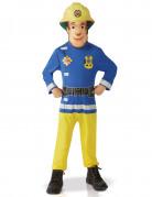 Feuerwehrmann Sam™ Kinder-Kostüm blau-gelb