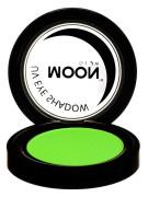 Moon Glow UV-Lidschatten Schminke grün 3,5g