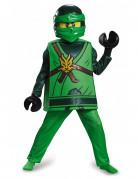 Lego® Lloyd Ninjago©-Kinderkostüm Ninja grün-schwarz