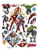 Avengers™-Fensterdeko 42x30cm