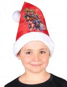 Weihnachtsmütze Lizenzartikel Avengers für Kinder bunt