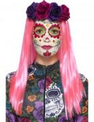 Halloween-Make-up-Set Tag der Toten Schminke bunt