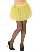 Petticoat mit Tüll für Damen gelb