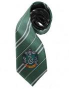 Slytherin Krawatte Harry Potter Lizenzartikel grün-grau 150cm