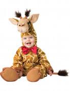 Hochwertiges Giraffenkostüm für Babys