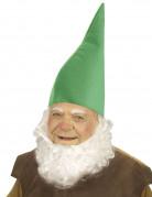 Zwergenmütze Zipfelmütze grün