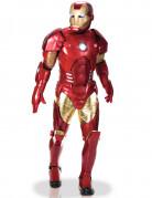Iron Man-Kostüm als Deluxe Sammlerausgabe rot
