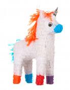 Piñata Einhorn Party Zubehör 55cm bunt