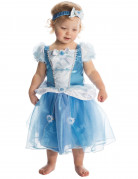 Lizenzartikel Cinderella Kostüm für Kleinkinder blau