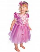 Rapunzel Kostüm Lizenzartikel für Babys rosa