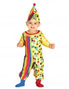 Clown-Kleinkindkostüm