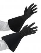 Handschuhe Lang in Schwarz für Erwachsene