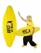 Brice de Nice™ aufblasbares Surfbrett Surfer-Zubehör gelb-schwarz