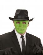 Karneval Gesichtsmaske grün