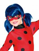 Ladybug™ Kinderperücke Ladybug™-Accessoire blau