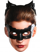 Catwoman™-Erwachsenenmaske Batman™ schwarz