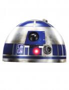 R2-D2 Maske Star Wars™ Film-Halbmaske silber-blau