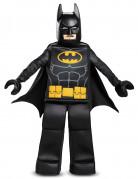 LEGO® Batman Movie Deluxe Kinderkostüm Lizenzware schwarz-gelb