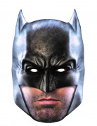 Offizielle Batman v Superman - Dawn of Justice™ Papp-Maske schwarz