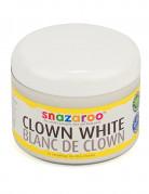 Snazaroo Clowns-Make-up Karnevalsschminke weiss 250ml