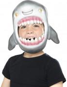 Haifischmaske für Kinder
