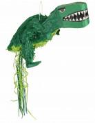 Dinosaurier-Piñata grün
