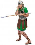 Römischer Legionär-Herrenkostüm Gladiator grün-braun