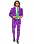 Mr. Joker™-Anzug Opposuits™-Herrenanzug lila