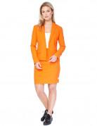 Opposuits™ Damenanzug Business-Suit orange