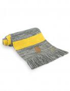 Newt Scamander Schal Harry Potter Phantastische Tierwesen grau-gelb