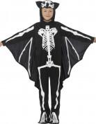 Fledermaus-Skelett Kinderkostüm