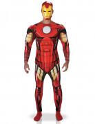 Iron Man Deluxe Kostüm Comic rot-gold