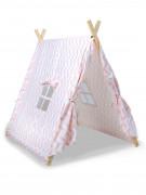 Kanadisches Kinder-Zelt rosa
