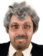 Horst Zähne mit Dentalmasse beige