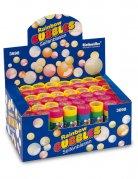 Seifenblasen-Röhrchen bunt